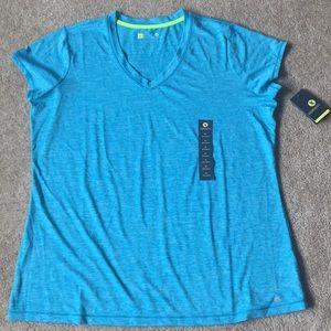 NWT xl xersion workout T-shirt